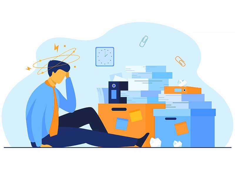 heavy workload viruteller assistent marketing illustration grafik video foto rosenheim münchen